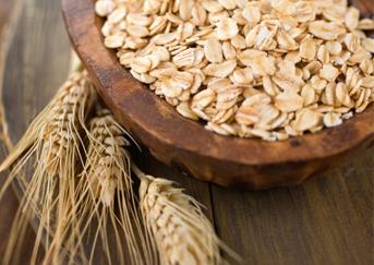 Плющенное зерно