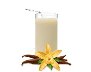 Ванильное молоко